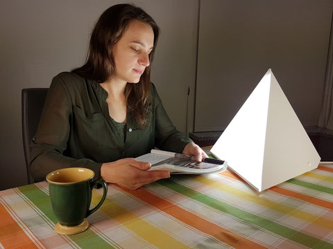 Luxor Light Therapy Pyramid