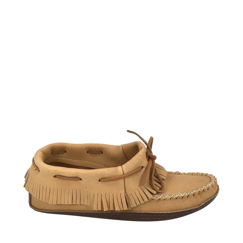 Men's Fringed Ankle Moccasins BB4685M