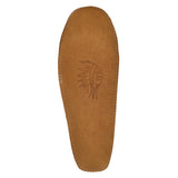 Men's Moose Hide Moccasins for Earthing BB3107M