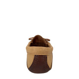 Men's Moose Hide Moccasins Oil Tan for Earthing BB495M