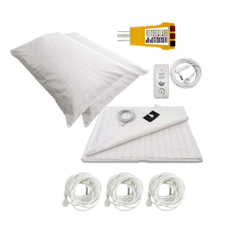 Sheet Set for Earthing