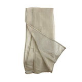 Silver Anti-Bacterial Mesh Scarf