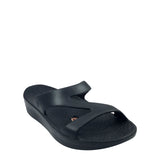 Women's Vegan Energy Z-Strap Sandals with Rivet for Earthing
