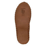 Women's Ballerina Elk Hide Slippers for Earthing BB110E