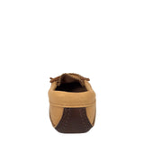 Women's Moose Hide Moccasins Oil Tan for Earthing BB495L