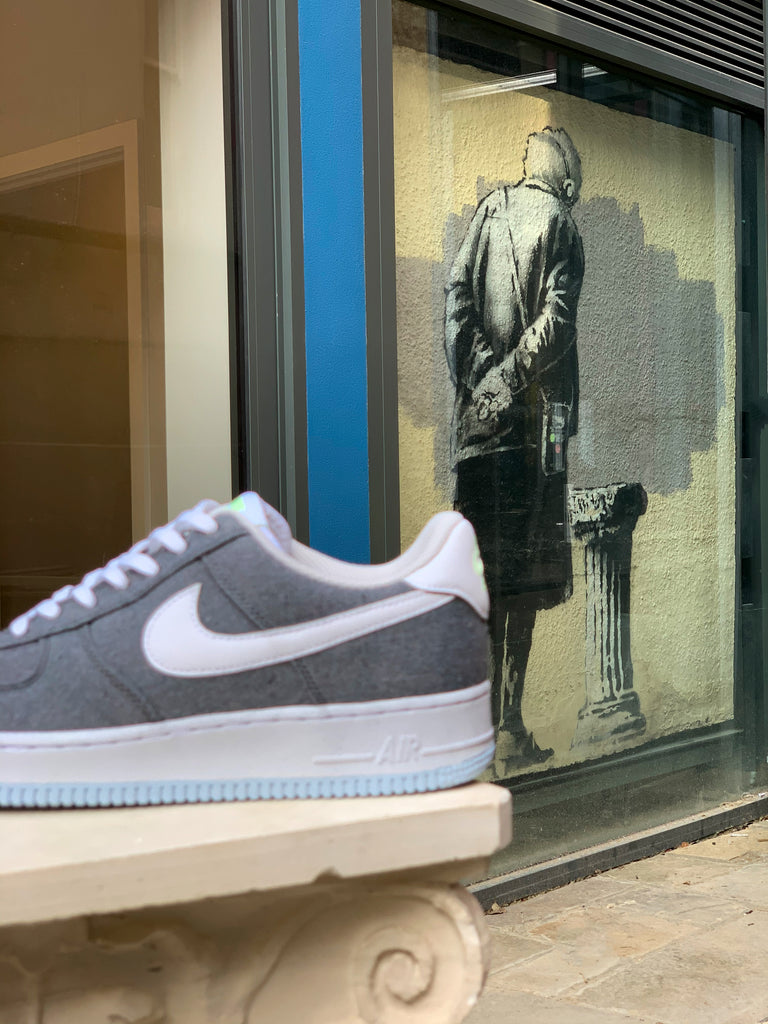 """The Plinths"" project – Celebrating the return of the Banksy artwork to the town of Folkestone"