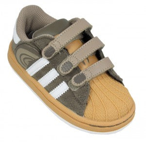 Adidas Infants Superstar Monkey Trainers