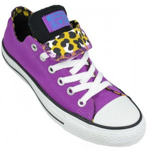Converse All Star Lo Cactus Purple 1