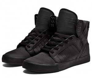 Skytop Black Trainer 1