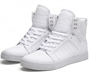 Skytop White Trainers 1