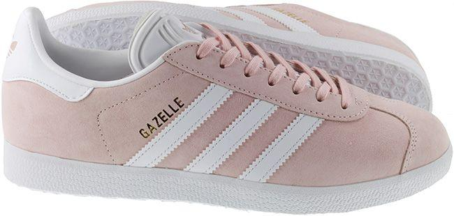 Adidas Originals Womens Gazelle Vapor Pink White