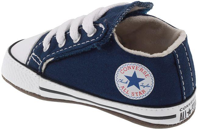 Converse Infant Chuck Taylor All Star Cribster Mid Navy