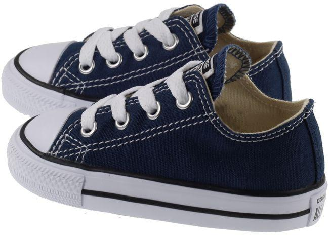 Converse Shoes Infants All Star Low Navy
