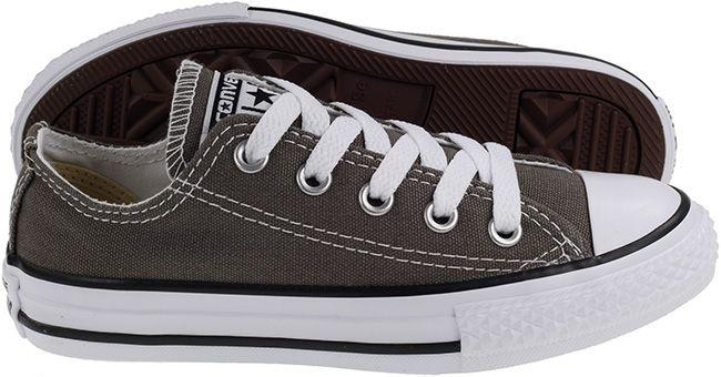 Converse Shoes Kids All Star Ox Low Charcoal