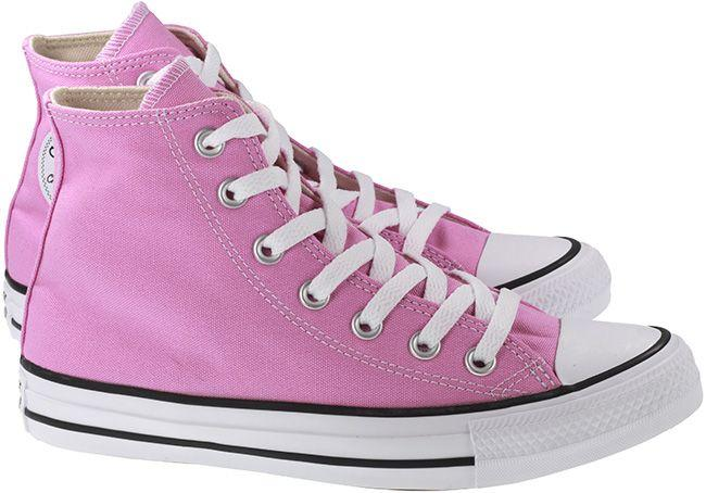 Converse Shoes Womens Chuck Taylor All Star High Peony Pink