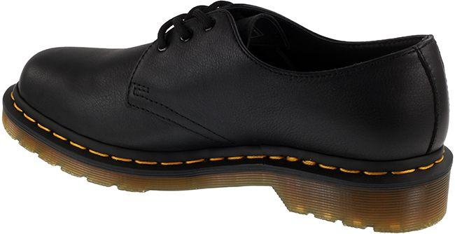 Dr Martens Shoes Womens 1461 Black Virginia