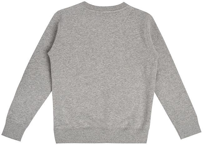 Lyle and Scott Kids Classic Crew Neck Fleece Sweatshirt Grey