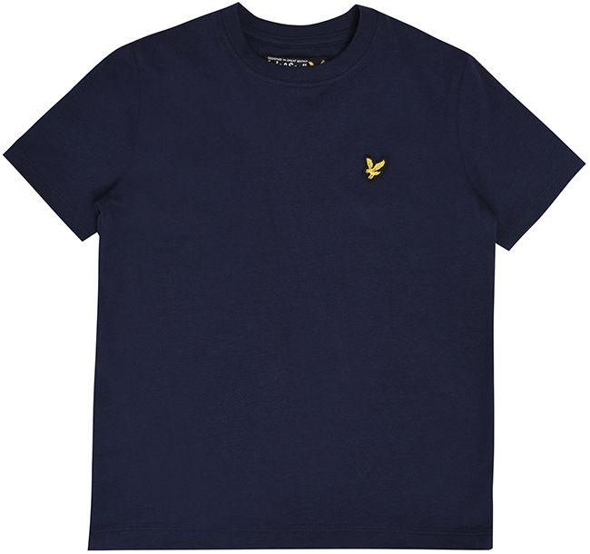 Lyle and Scott Kids Classic T Shirt Navy