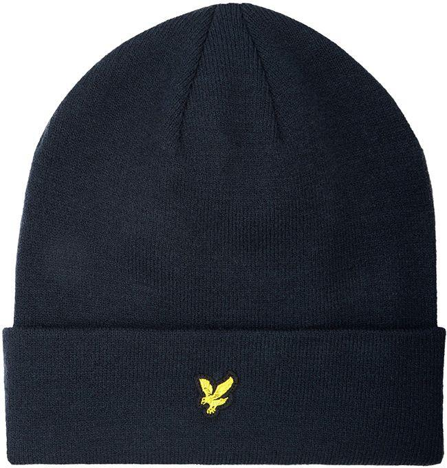 Lyle and Scott Accessories Core Beanie Dark Navy