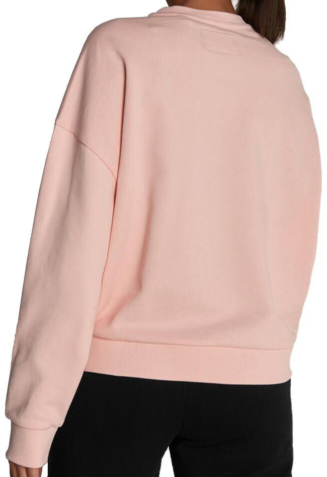 Lyle and Scott Womens Archive Sweatshirt Rosewater