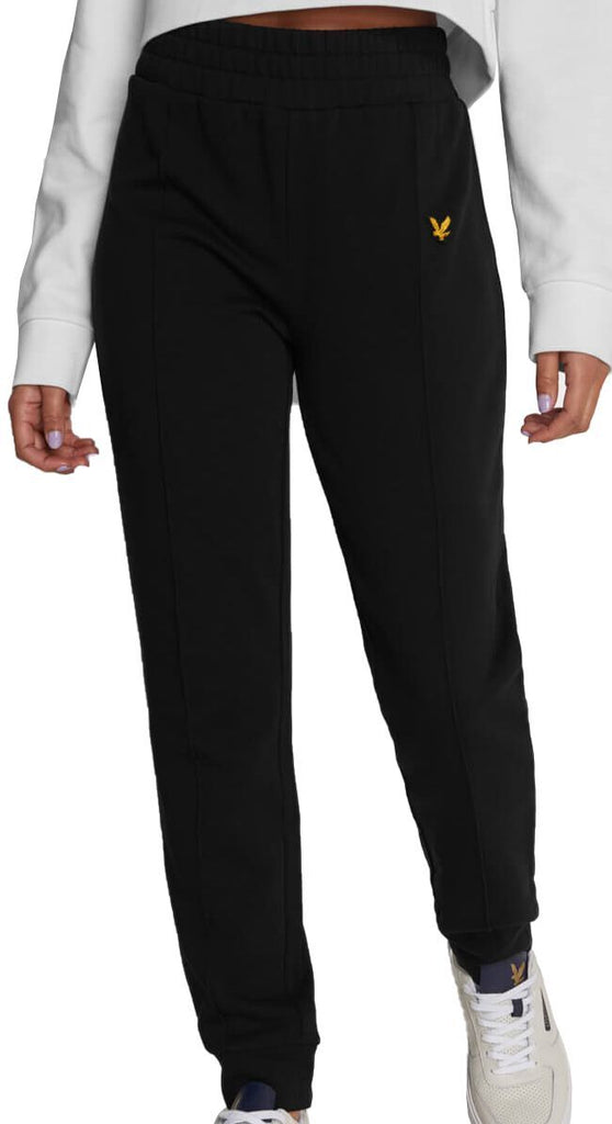 Lyle and Scott Womens Sweatpant Jet Black