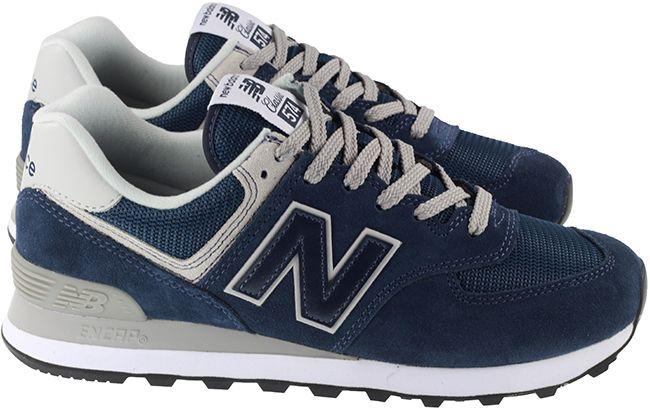 new balance-mens-new-balance-trainers-mens-574-core-navy-grey