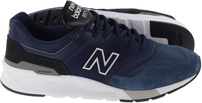 New Balance Trainers Mens 997H Pigment Magnet