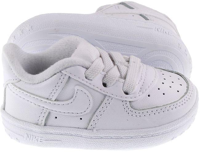 Nike Shoes Infant Air Force 1 Crib White