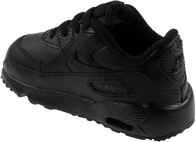 Nike Shoes Infant Air Max 90 Leather BR Black Black