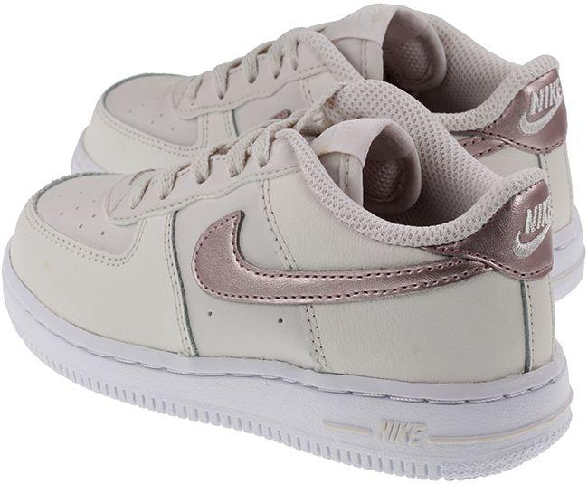 Nike Shoes Infant Force 1 Phantom Metallic Red Bronze White