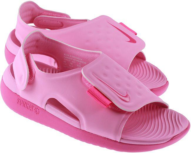 Nike Shoes Infants Sunray Adjust 5 Psychic Pink Laser Fuchsia