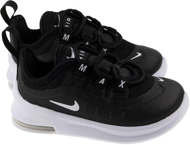 Nike Shoes Infants Air Max Axis Black White