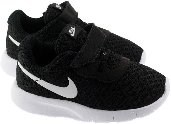 Nike Shoes Infants Tanjun Black White