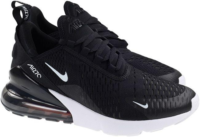 Nike Shoes Junior Air Max 270 Black White Anthracite