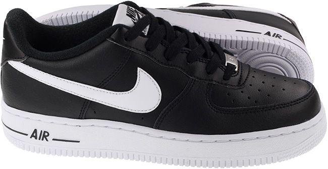 Nike Shoes Juniors Air Force 1 Anniversary 20 Black White