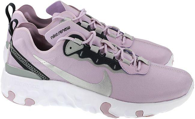Nike Shoes Juniors Renew Element Iced Lilac Metallic Silver