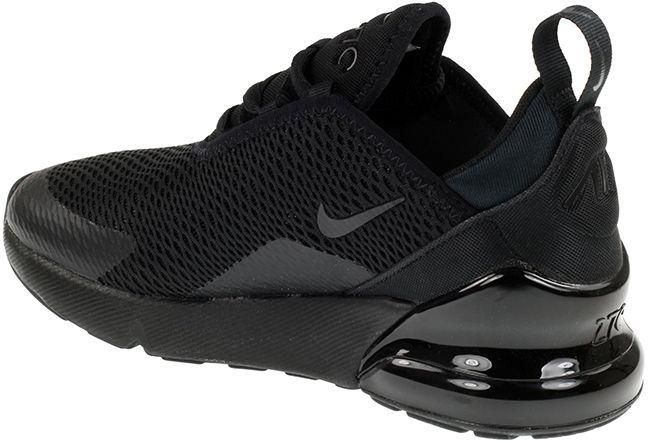 Nike Shoes Kids Air Max 270 Black Black