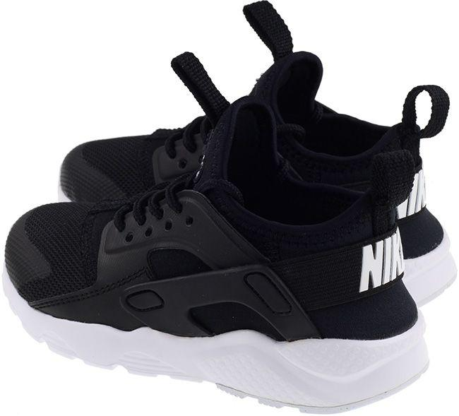 Nike Shoes Kids Huarache Run Ultra Black White