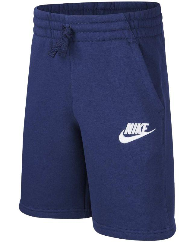 Nike Sportswear Kids Club Joggers Fleece Shorts Navy