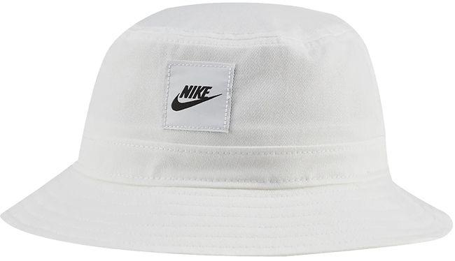 Nike Accessories Bucket Core Hat White Black