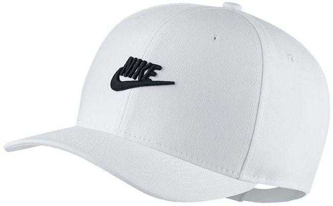 Nike Mens Accessories Classic 99 Snap6 White Black