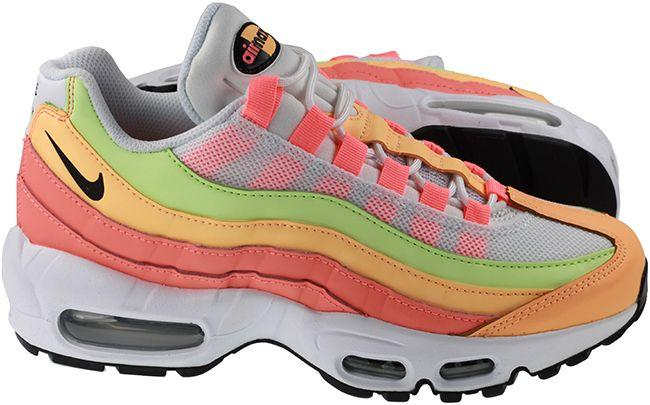 Nike Shoes Womens Air Max 95 Atomic Pink Black