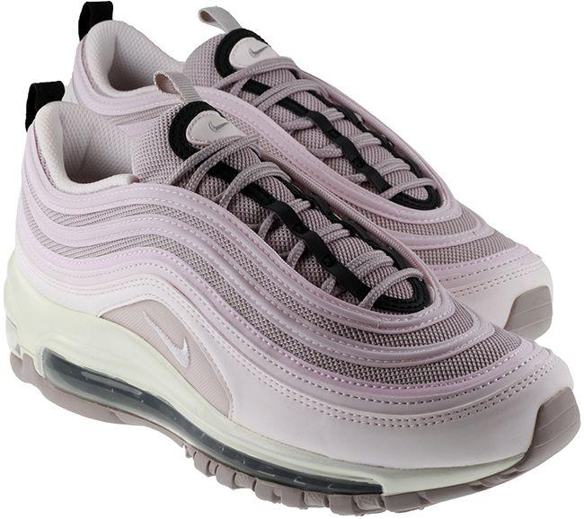 Nike Shoes Womens Air Max 97 Pale Pink Violet Ash Black
