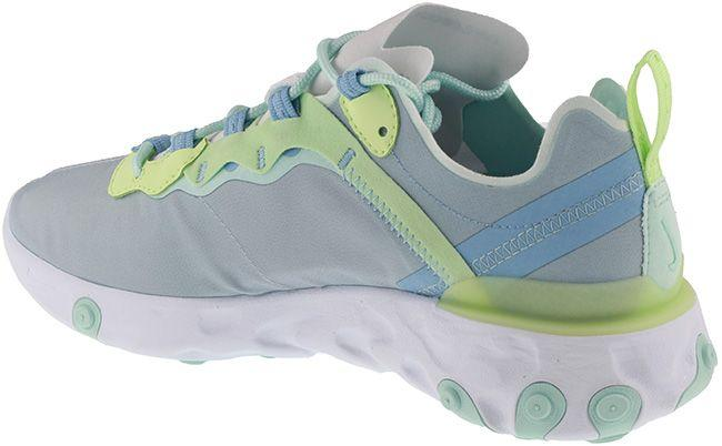 Nike Shoes Womens React Element 55 White Frosted Spruce