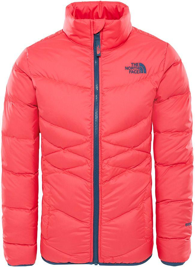 The North Face Juniors Andes Down Jacket Atomic Pink