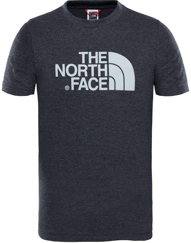 The North Face Kids Dark Grey Heather Highrise Grey