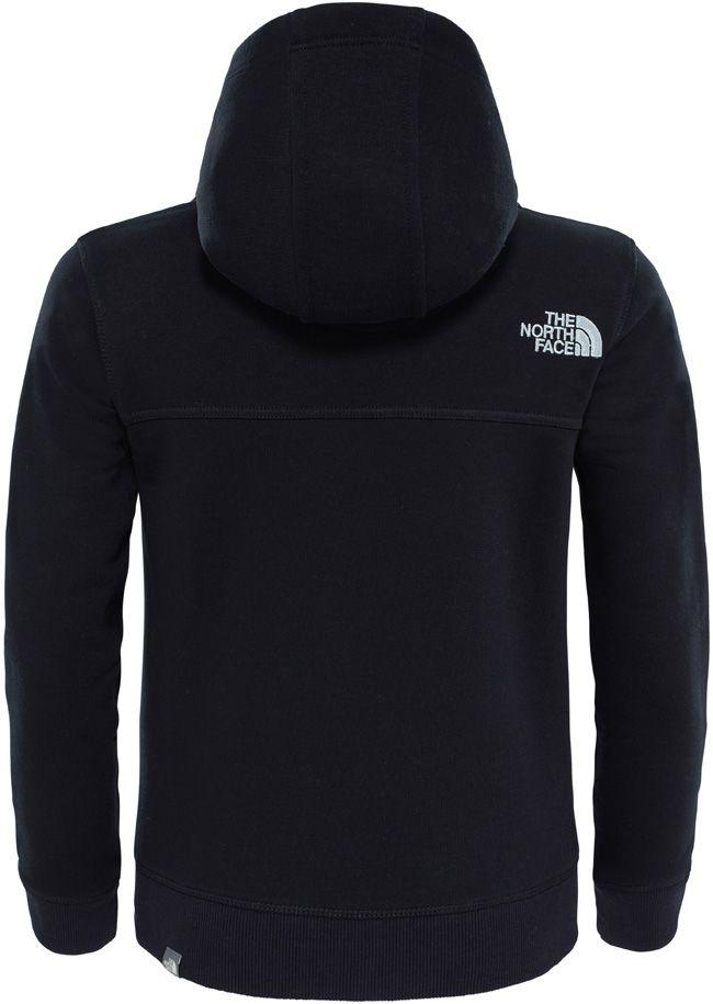 The North Face Kids Drew Peak Full Zip Black