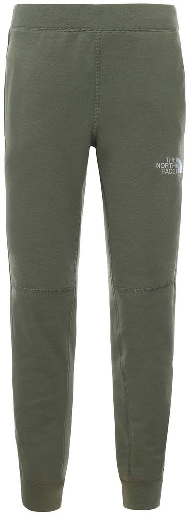 The North Face Kids Slacker Cuffed Jog Pant Thyme Green