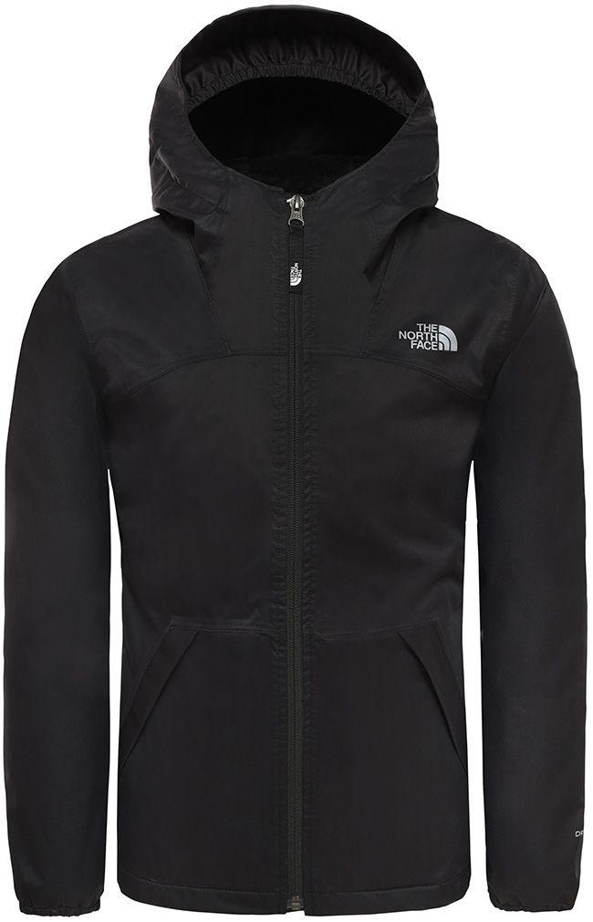 The North Face Kids Warm Storm Jacket TNF Black