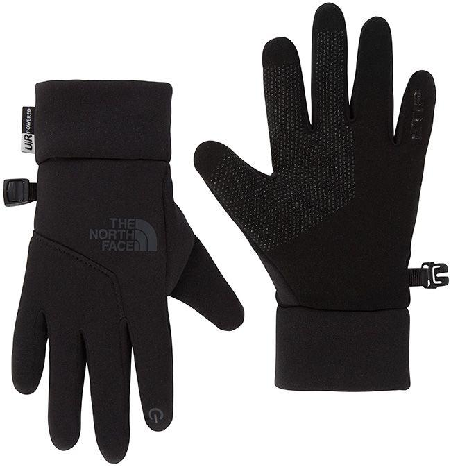 The North Face Accessories Kids Etip Gloves TNF Black